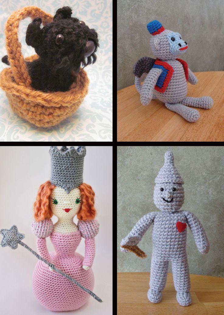 Crochet Patterns Kits : Crochet Kits: FROZEN and Princesses Amigurumi Patterns Crochet Kits ...