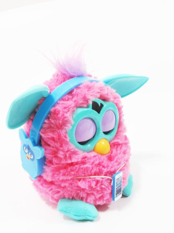 Furby Headset-for furby by 24PM on Etsy