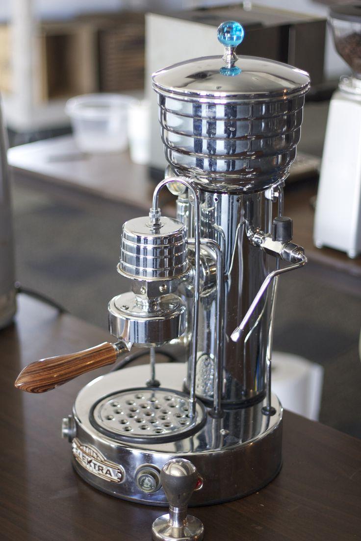 Elektra Micro Casa Espresso Machine Coffee, Tea & Espresso Appliances - http://amzn.to/2iiPu7K