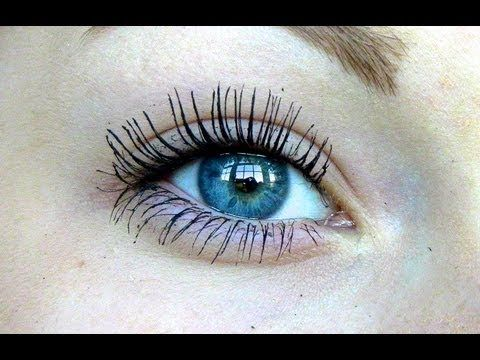 seriously, this is, hands down, the BEST mascara tutorial i have ever seen! i have been struggling with clumpy lashes lately and this is just perfect!