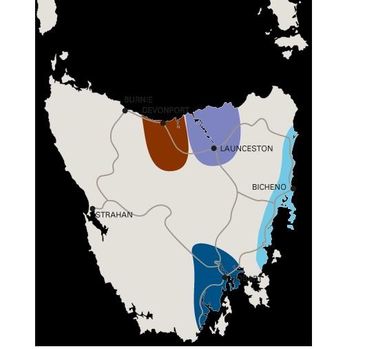 Tasmania Wine Routes.. need I say more?