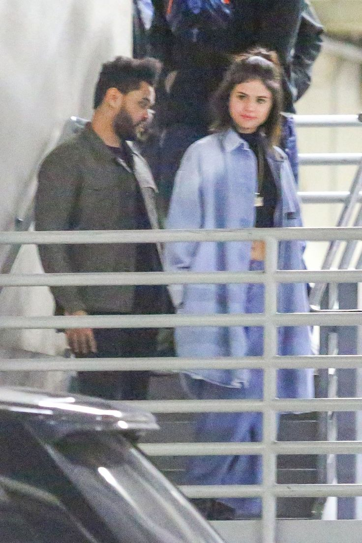 This Pic of Selena Gomez and The Weeknd Holding Hands on a Date Will Melt Your Heart  - Seventeen.com