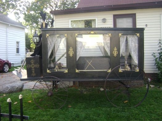 horse drawn hearse for sale thread horse drawn hearse halloween prophorse drawncemetery - Halloween Props For Sale