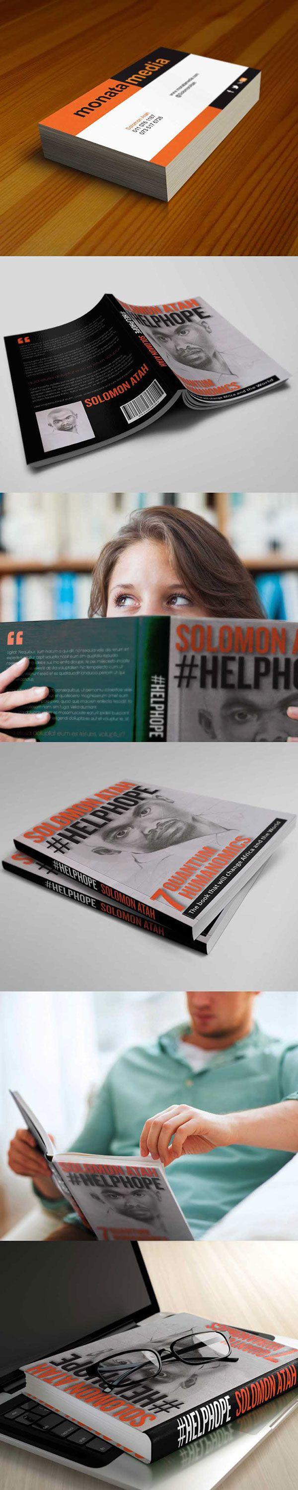 Solomon Atah | Book Cover on Behance