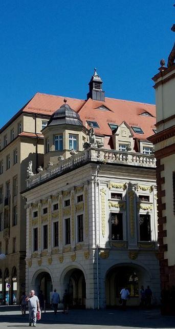 Schones Gebäude, Leipzig