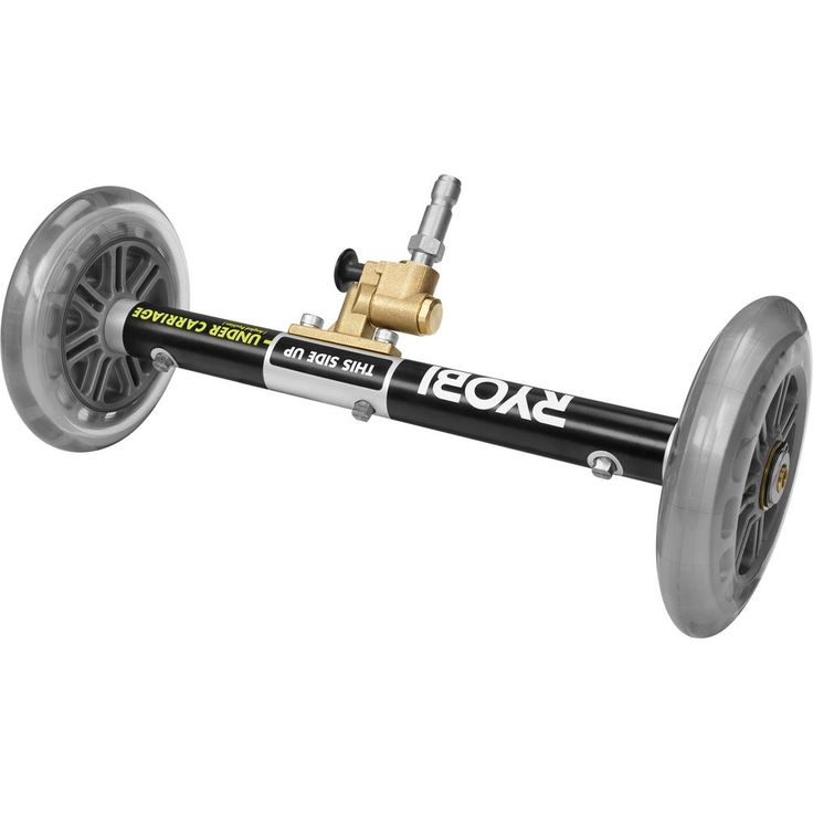 Ryobi 11 in. Pressure Washer Water Broom-RY31211 - The Home Depot