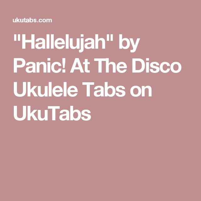 Hallelujah Lyrics And Piano Sheet Music: Best 25+ Hallelujah Guitar Chords Ideas On Pinterest