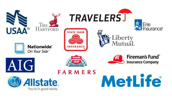 Top Insurance Companies In The United States Insurance Company State Farm Insurance Life Insurance Types