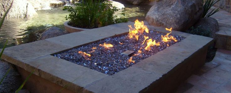 263 Best Fire Pits And Fireplaces Images On Pinterest