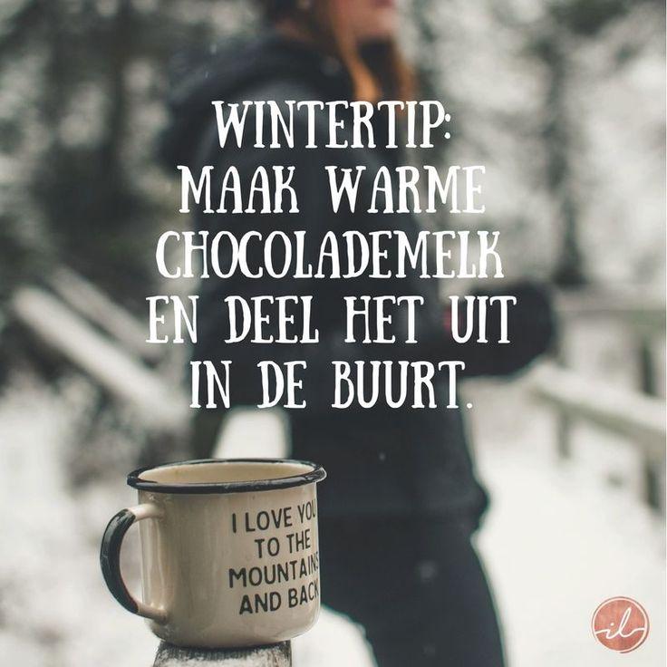 Deze warme chocolademelk met lavendel is misschien wel het meest kalmerende drankje van de wereld! Lees het recept op Inspirerendleven.nl #inspiratie #recept #tips #winter #warmechocolademelk