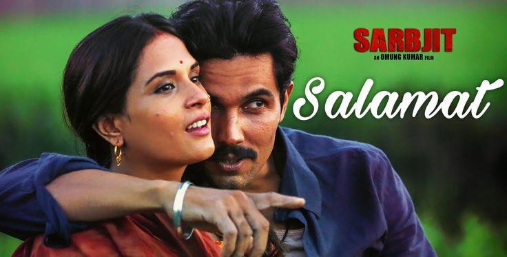Salamat Guitar Chords || Sarbjit