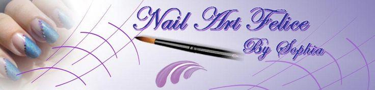 Nail Art Felice by Sophia