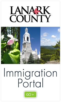 Lanark County Ontario  Immigration Portal, Newcomers Guide