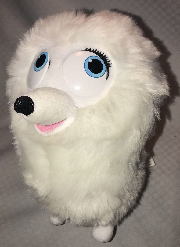 Gidget The Secret Life Of Pets Talking Plush Pomeranian Puppy Dog