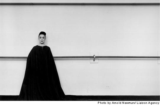 Martha Graham by Arnold Newman