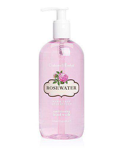 "(Product review for Crabtree & Evelyn Hand Wash, Rosewater, 1.27 lb.). Our rich-lathering, ph-balanced rosewater conditioning hand wash is infused with skin-softening botanical extracts for gentle everyday cleansing.   	 		 			 				 					Famous Words of Inspiration...""The first step in the acquisition of wisdom is silence, the second listening, the third..."