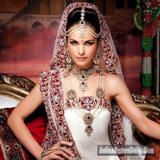 Indian Bridal Jewelry Pakistani But Now A Day This Trend Become Out Of Function In The Market Many Kinds Artificial Is