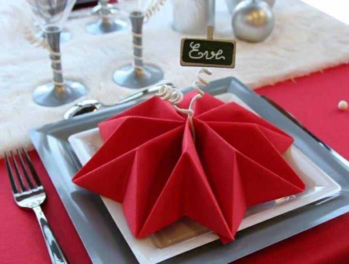 00-pliage-de-serviette-étoile-pliage-serviette-rouge-mode-de-pliage-original