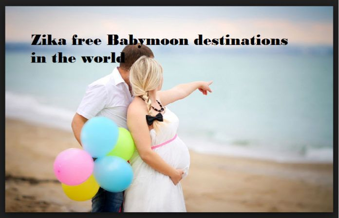 As Zika virus spreads babymoon becomes risky .So here is the safest babymoon destinations in the world which are Zika free Babymoon destinations.