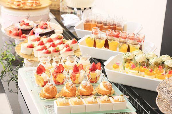 大宮の四季折々の庭園を望むレストラン&カフェ。美味しいフランス料理で素敵な記念日を