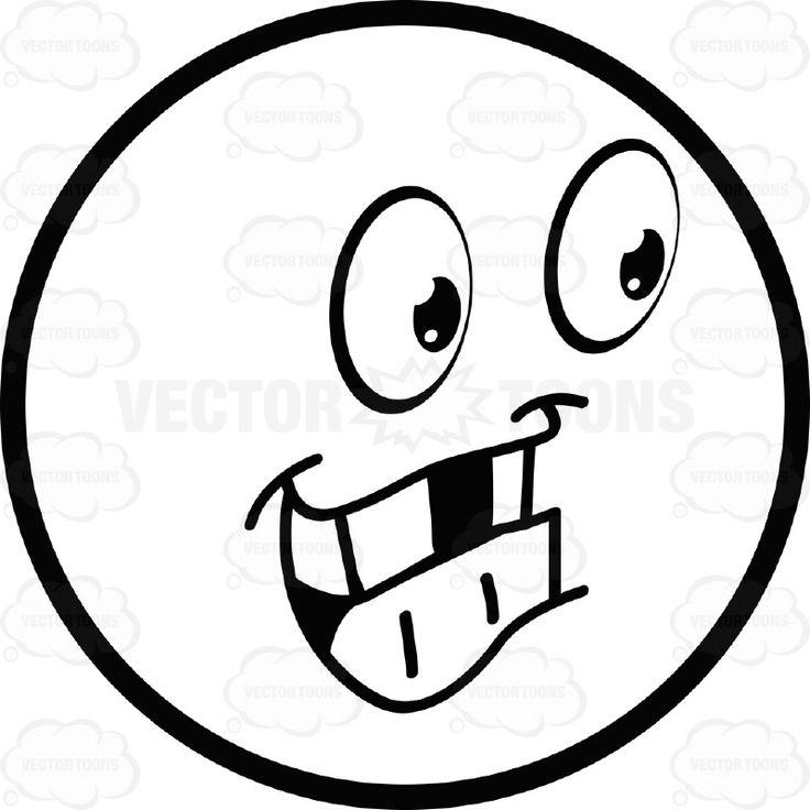 Excited Emoji Clipart