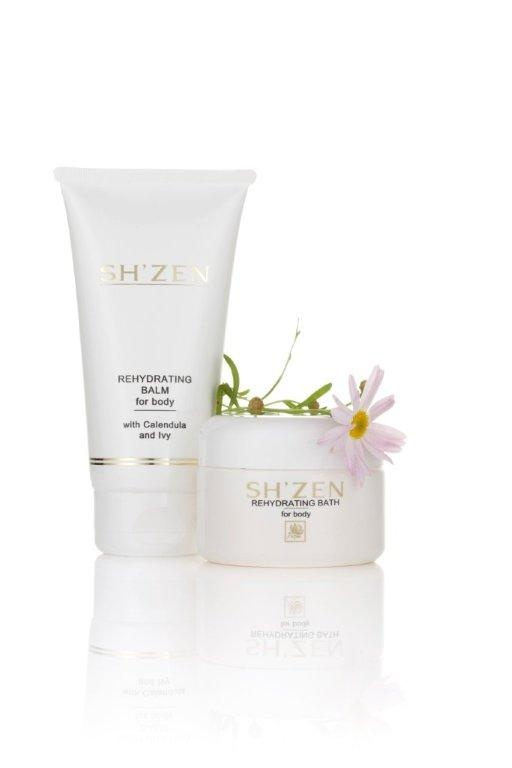 Say goodbye to dry, uncomfortable winter skin with our Rehydrating Balm and Bath essentials. Deeply nourishing and hydrating these products will help lock moisture in and keep your skin feeling soft and silky.  http://www.shzen.co.za/body_everyday_care.php