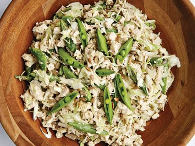 Try this recipe for Chicken Cabbage Salad from Lisa King of the Farm Kings featured on GAC!