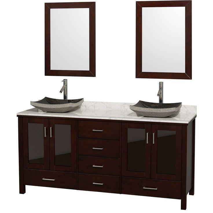19 best images about floating bathroom vanities on - Discount bathroom vanities los angeles ...