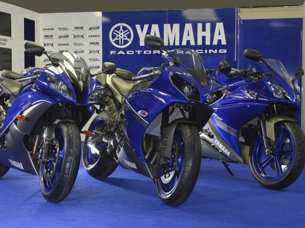 FULL ROUNDUP OF YAMAHA MOTORCYCLE MODEL CHANGES FOR 2013