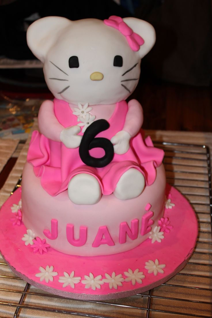 Hello Kitty for a VERY special little girl