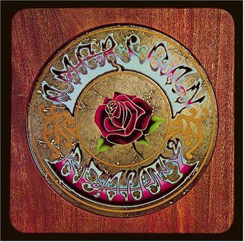 Grateful Dead American Beauty... Bought in cowcross street London.