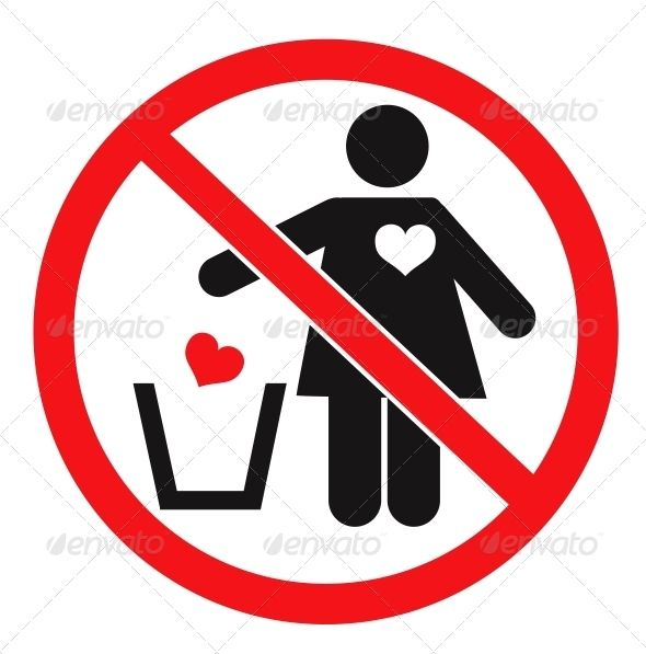 Don't. Love concept  #GraphicRiver         Forbidden sign and woman throwing her heart away. Vector icon     Created: 21February13 GraphicsFilesIncluded: JPGImage #VectorEPS Layered: Yes MinimumAdobeCSVersion: CS Tags: black #body #brake #concept #conception #date #false #feeling #forbidden #heart #heartbracker #icon #idea #illustration #love #man #people #red #relations #restricted #romance #set #sign #symbol #symbolic #valentine #vector #walk #white #woman