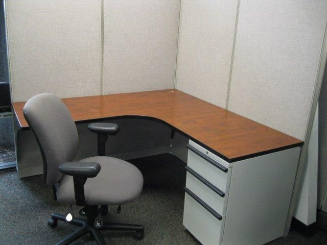 Cubicle Liquidators is full service dealer of used and new cubicles in San Diego County. We have a real showroom with real displays and real in-stock inventories that we guarantee the condition of and warranty the parts. Call at (760) 448-7100 for more information about used office furniture in San Diego or visit our website.
