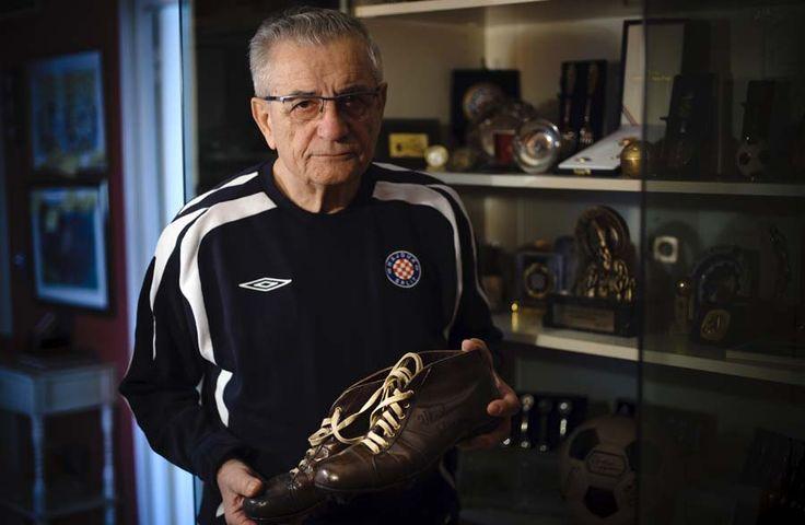 ODLAZAK LEGENDARNOG GOLMANA U 85. godini života umro je veliki Vladimir Beara - Sportske Novosti