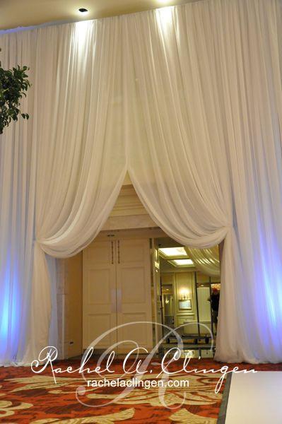 Custom Draping Linens | Wedding Decorations Toronto Muskoka