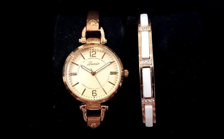 Elegantný spôsob ako doplniť svoj outfit a vždy mať pojem o presnom čase. Aj to sú hodinky Lumir.