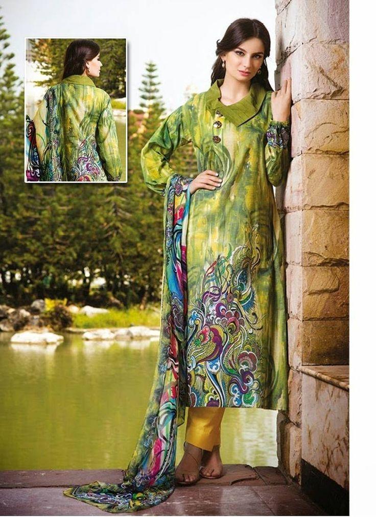 Multi Colour Crepe Chiffon Designer Salwar