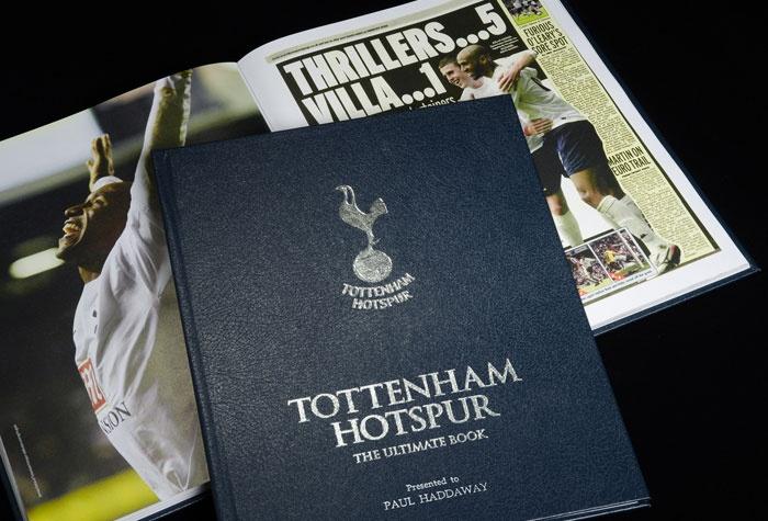 Tottenham Hotspur - The Ultimate Book