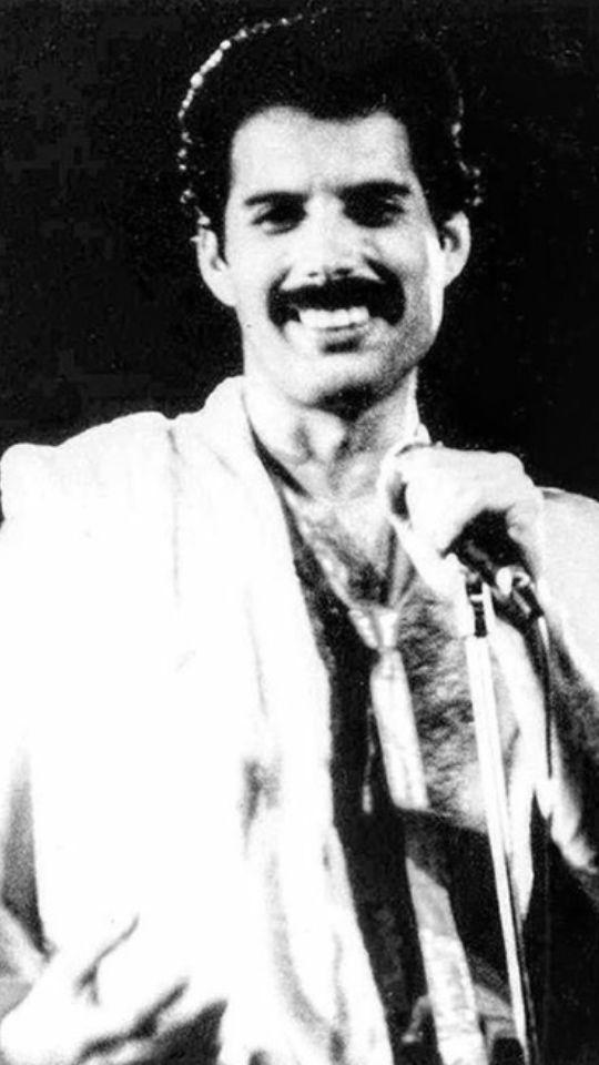 Freddie Mercury is a deity...kinda