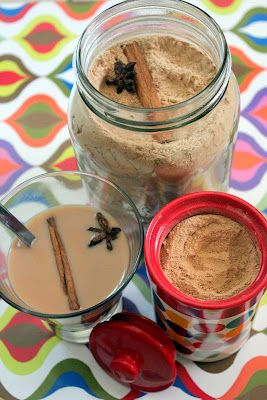 DIY Chai Tea Mix!   All Things Creative:  This is such a great recipe for Chai Tea Lattes.