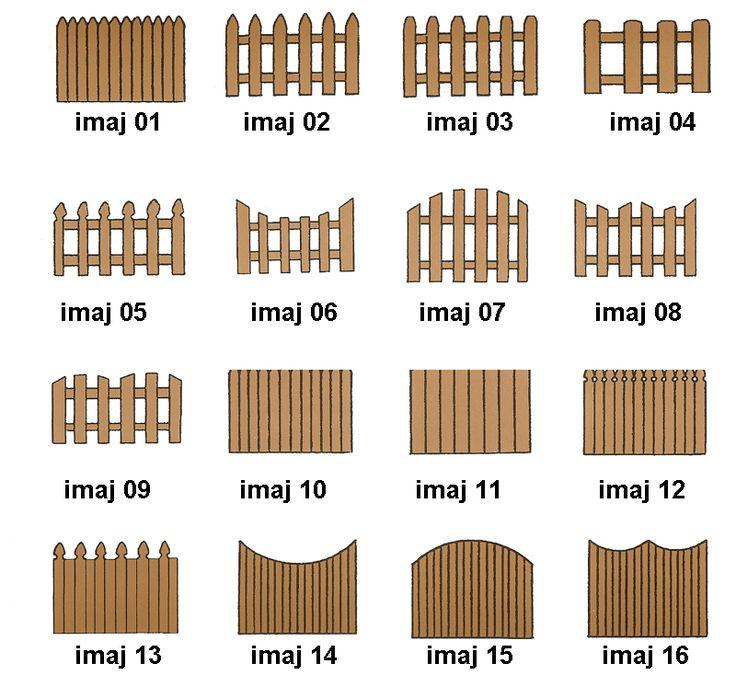 Cerca de madera para casas buscar con google decorcion - Cercas de madera ...