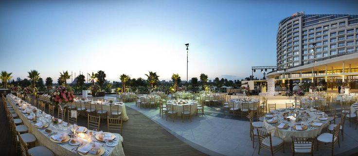 """Hayallerinizdeki düğüne """"evet"""" demek için, Sheraton Adana Otel'in profesyonel ekibi ile iletişime geçin. / Contact Sheraton Adana Hotel's professional team to say """"yes"""" to your dream wedding.  http://sher.at/1zi4IYU"""