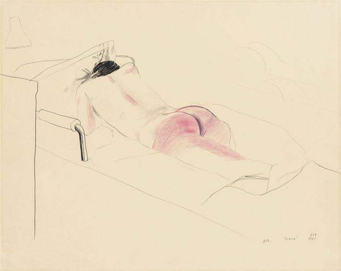David Hockney(British, b.1937)