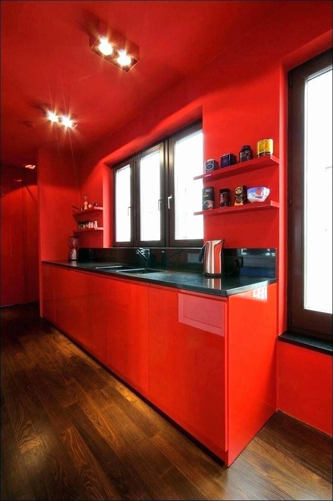 Red And Grey Kitchen Elegant Red And Grey Kitchen Likengengte Yellow Kitchen Decor Black Kitchens Kitchen Colors