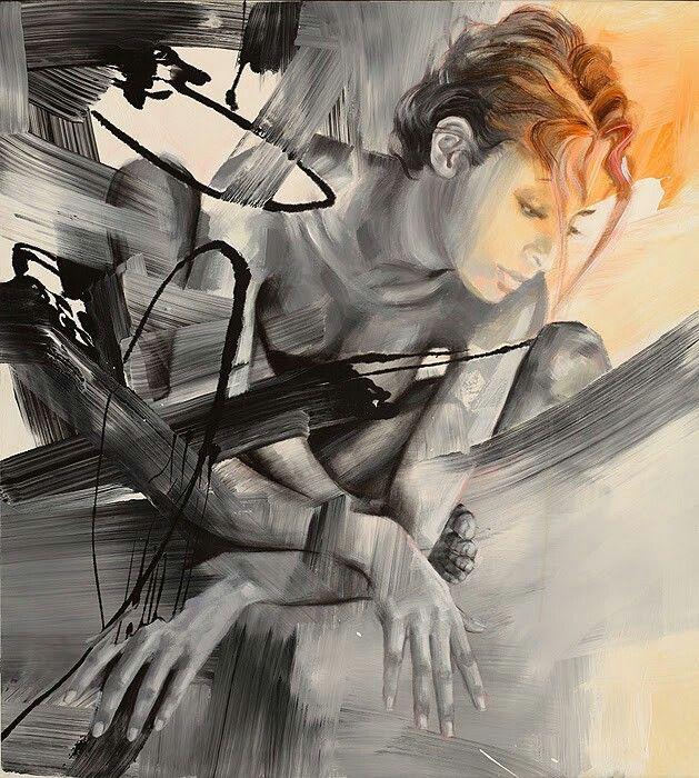 Pier Toffoletti, 1957 ~ Figurative painter