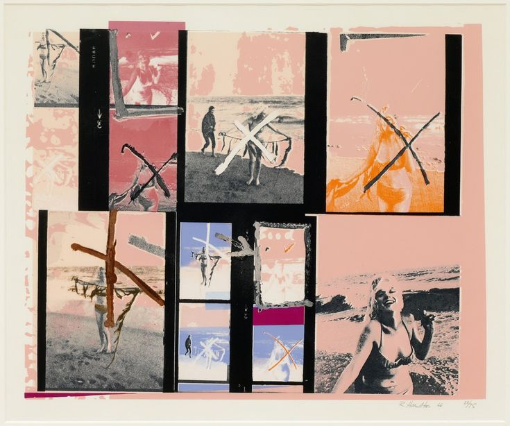 Richard Hamilton, My Marilyn, 1965, Alan Cristea Gallery