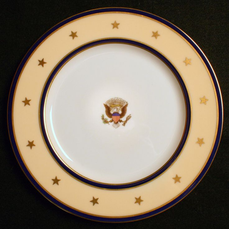 China Dishes | THE FRANKLIN D. ROOSEVELT'S 1934 WHITE HOUSE SELECTION SPEAKS VOLUMES ...