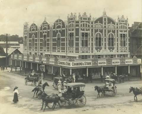 Later became Baileys building