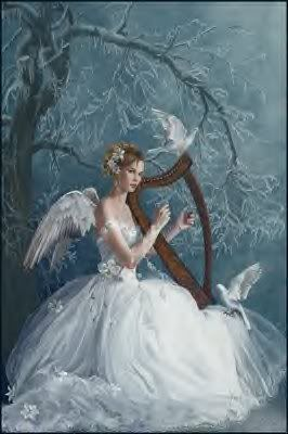 Chorus ~ Nene Thomas -There's an old folktale about a girl named Snowflake, who was born from the snow when a man and woman, advanced in age, prayed for a child. It's really a very sweet story, but a little sad.