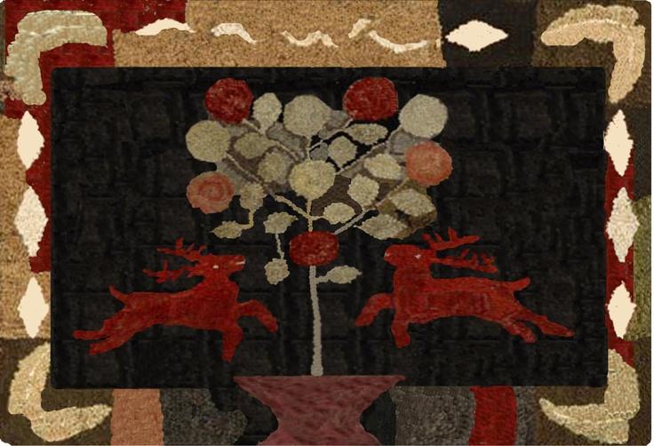 via joni black by amherst bom tree